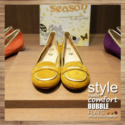 ATTRACTIVE PENNY LOAFER | YELLOW | LEATHER | HANDMADE | RS3508A