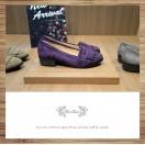 Classic Vintage / Tassel Loafers / Purple / RS3523C