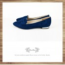 Beauty Simple Loafers / Scrub Deep Blue / RS3525A