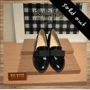 Lady Classic Black loafer / Black / RS3608C