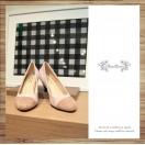 Light Mousse Full Sense! Velvet Shoes / Handmade / RS3826C
