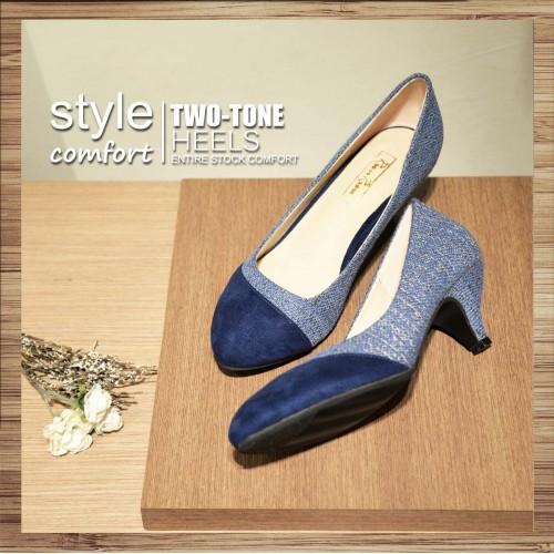 Light Mousse Full Sense! Velvet Shoes / Handmade / RS3826B