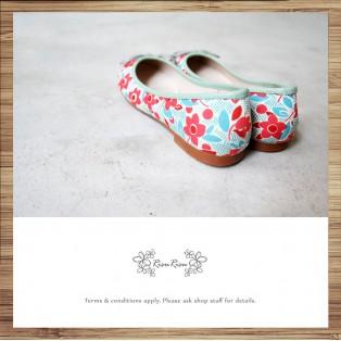 Risurisu Garden Ballet / Handmade / ファブリック Fabric / RS3997A