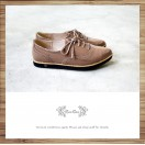 ultra-lightweight / ultimate waterproof / pointed / eva+rubber wedge shoes / vintage light brown / RS5021B
