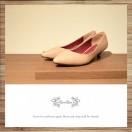 Risurisu Low heels / Handmade / Simple glossy / RS5025B