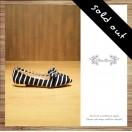 Ribbon flat pumps / Handmade / RS5033A