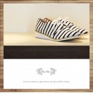 Risurisu / Stripe Manual Minimalist  / Handmade / Japanese Fabric / RS5701A