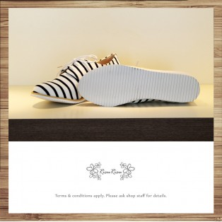 Risurisu / Stripe Manual Minimalist  / Handmade / Japanese Fabric / RS5701A