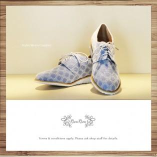 Risurisu / Blue Berry Color / Handmade / Japanese Fabric / RS5701C