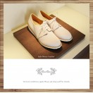 Bare Beige / Insole With Soft Leather / Casual Shoes / Sports Shoes / RS5701E
