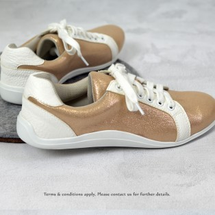Golden Beam / Lace up trainers / Insole With Soft Cushions  / Sports Shoes / RS5804A