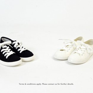★ NEW ★ Sneaker collection | Lace-up casual shoes | Insole With Soft Cushions | Black | RS6268B