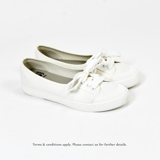 ★ NEW ★ Sneaker collection | Breatheable | leather Cushion Insole | White | RS6269A