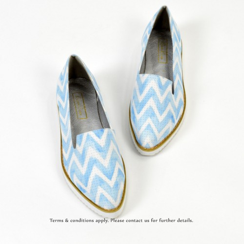 ★ NEW ★  Risurisu | Seawave printing | Handmade | Japanese Fabric | RS6303A