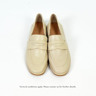 2 ways slip on | Causal & Chic | Ivory | RS6325A