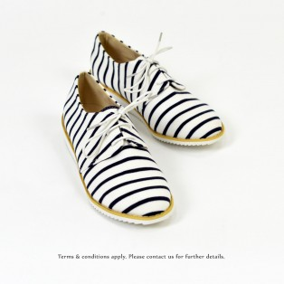 ★ NEW ★  Risurisu  | Stripe Manual Minimalist  | Handmade | Japanese Fabric | RS6701A