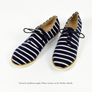 ★ NEW ★  Risurisu | Stripe Manual Minimalist  | Handmade | Japanese Fabric | RS6701B