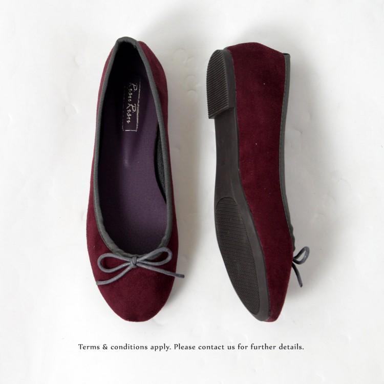 Mono Color | Ballerinas | Flats | Easy