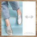 Silver / Insole With Soft Leather / Casual Shoes / Sports Shoes / RS8292A